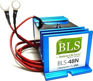 Battery Life Saver BLS-48N 48v Battery System Desulfator Rejuvenator