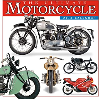 The Ultimate Motorcycle 2013 Wall (calendar)