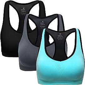 Explore medium impact sports bras for running