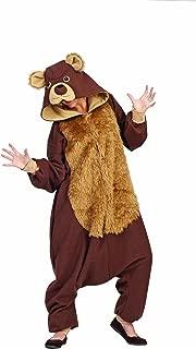 RG Costumes Men's Bailey The Bear Funsie