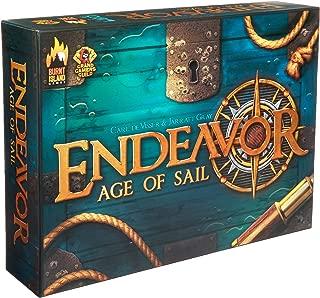 Endeavor Age Sail