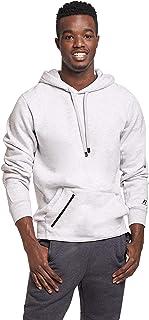 Russell Athletic Men's Cotton Rich Fleece Hoodie Hooded Sweatshirt