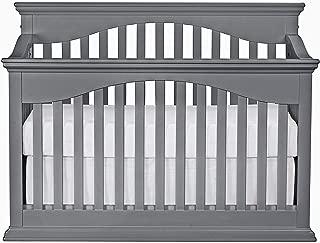 Suite Bebe Bailey 4 in 1 Convertible Crib Grey
