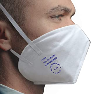 ORILEY PI-N95 DRDO Approved Face Mask with Breathing Valve for Men & Woman (2 PCS)
