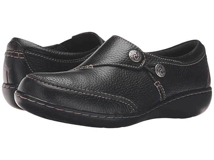 Clarks  Ashland Lane Q (Black) Womens  Shoes