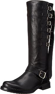 حذاء برقبة للنساء من FRYE بشريط فيرونيكا TUFG Engineer