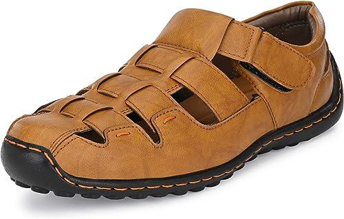 Men s 6114 01 Fisherman Sandals