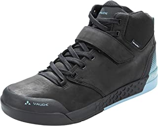 VAUDE Unisex Adults' Am Moab Mid STX Mountain Biking Shoes, Black (Phantom Black 678)