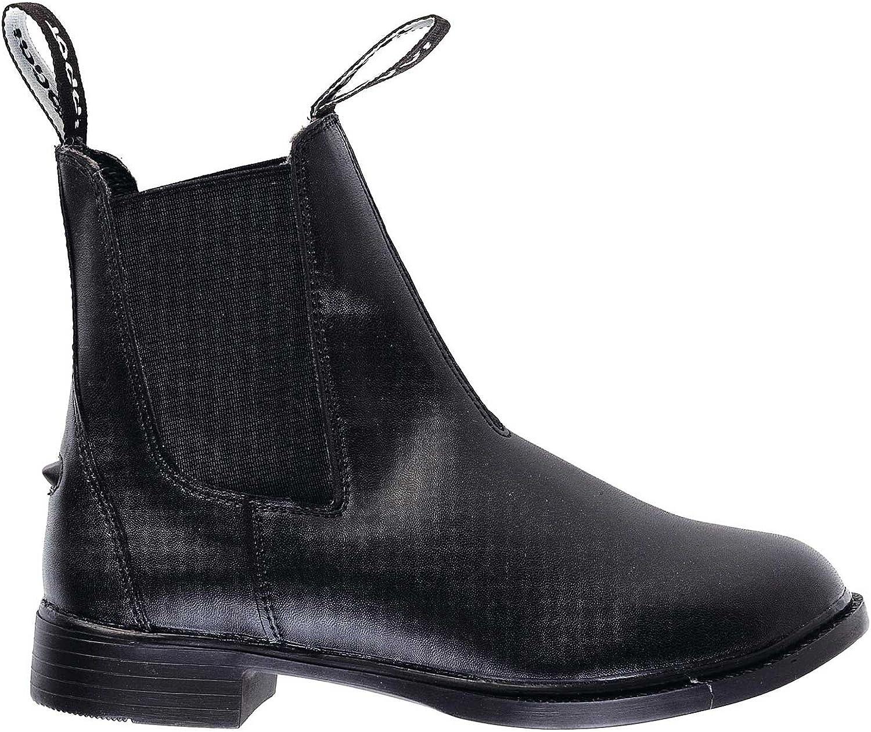552-0045 Toggi Brampton Jodhpur Boots (Black, 31 EU)