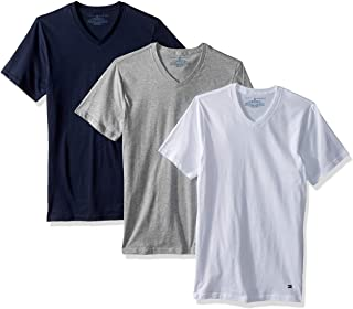 Men's Undershirts Multipack Cotton Classics Slim Fit V-Neck T-Shirt