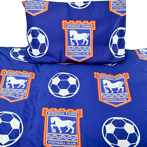 dddb5804a3e Ipswich Town FC - Single Duvet Set