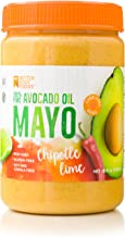 BetterBody Foods Avocado Oil Mayonnaise with Chipotle Lime Avocado Oil Mayo with Chipotle Lime made with 100% Avocado Oil Non-GMO Cage-Free Eggs Soy & Canola Free Paleo