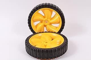 MTD 734-04087 Pack of 2 Wheels