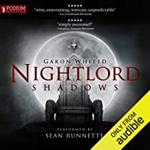 Shadows: Nightlord, Book 2