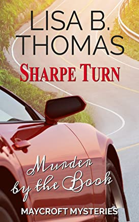 Sharpe Turn: Murder by the Book (Maycroft Mysteries 4) (English Edition)