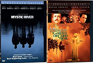 Clint Eastwood Directs but Not Stars in Mystic River & Midnight in the Garden of Good and Evil 2-DVD Bundle