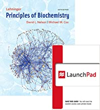 Bundle: Principles of Biochemistry (Loose Leaf) & LaunchPad (Twelve Month Access)