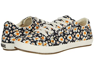 Taos Footwear Star (Black Daisy) Women