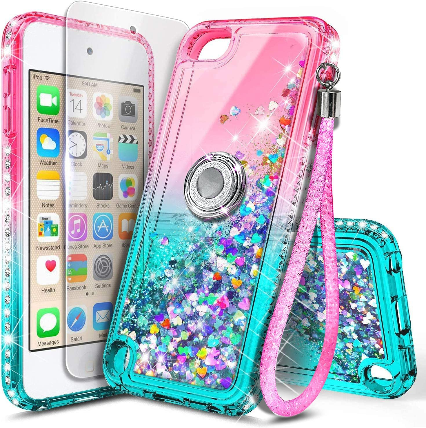 Low price NGB iPod Touch Ranking TOP3 7 Case 6 Protec with Screen 5 HD