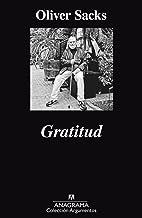 Gratitud (Argumentos nº 494) (Spanish Edition)