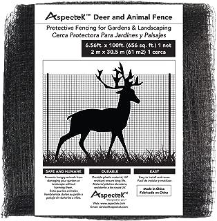 Aspectek Deer and Animal Fence Netting 7ft x 100ft
