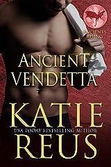 Ancient Vendetta (Ancients Rising Book 4) Kindle Edition