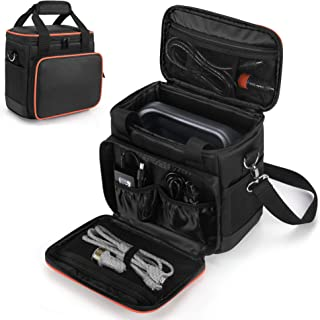 Trunab Travel Carrying Bag Compatible with Jackery Portable Power Station Explorer 160/240/300, Storage Case with Waterpro...