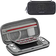 Vanerdun Nintendo Switch Lite Carrying Case with a Protective Cover -  Travel Case for Nintendo Switch Lite, Compatible wi...