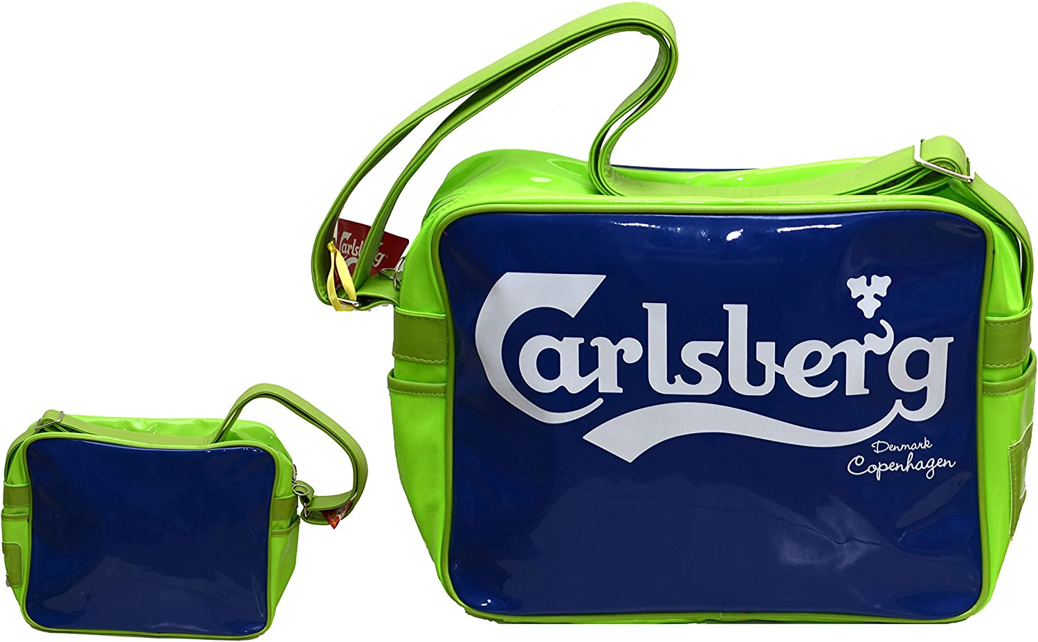 Carlsberg Limited Edition Horizontal Lady Shoulder Strap