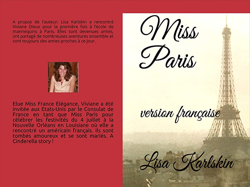 ロマンチック平和豆Miss Paris: version fran?aise (French Edition)