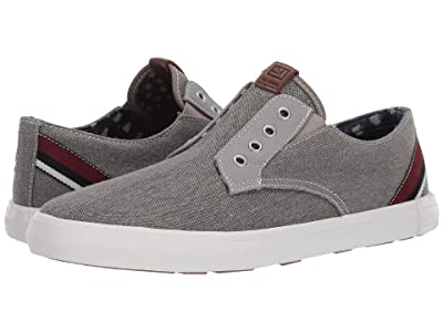 Ben Sherman Pete Laceless (Grey Canvas) Men