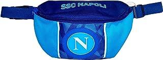 Ssc Napoli Napoli Sprint midjeväska 23 centimeter blå (vinterblå)