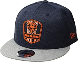 9Fifty Official Sideline Away Snapback - Chicago Bears