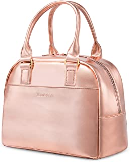 Best rose gold lunch bag Reviews