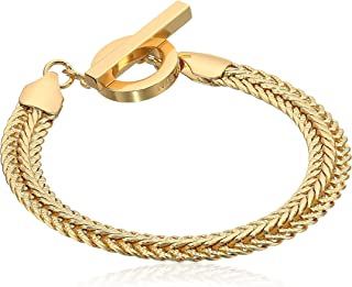 Best flat gold bangle bracelet Reviews