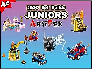 Clip: Lego Set Builds Juniors - Artifex