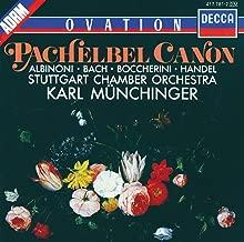 Albinoni / J.S.Bach / Handel / Pachelbel etc.: Adagio / Fugue in G minor / Organ Concerto No.4 / Canon etc.