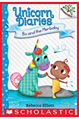 Bo and the Merbaby: A Branches Book (Unicorn Diaries #5) Kindle Edition