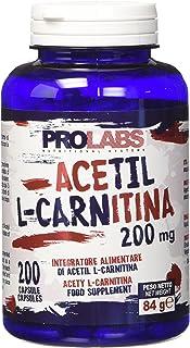 Prolabs Acetil L-Carnitina 200Mg - Barattolo da 200 cpr