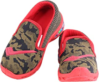 SMARTOTS Causal Shoes Resin Slip On Multicolor for Kids