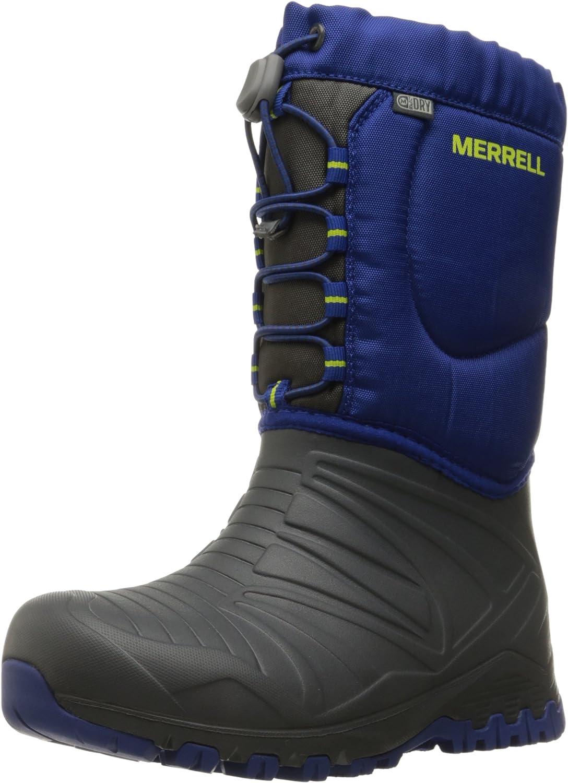 Merrell Snow Quest Lite Waterproof Snow Boot (Little Kid/Big Kid)