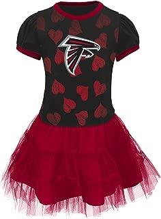 NFL Toddler Girls Love to Dance Tutu Dress