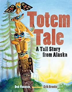 Totem Tale: A Tall Story from Alaska (PAWS IV)