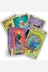 The Tarot of Curious Creatures: A 78 (+1) Card Deck and Guidebook Cards
