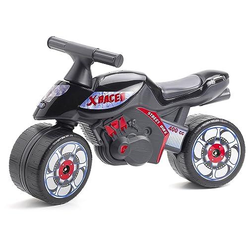 Falk - 403 - Jeu De Plein Air - Moto X Racer - Noir