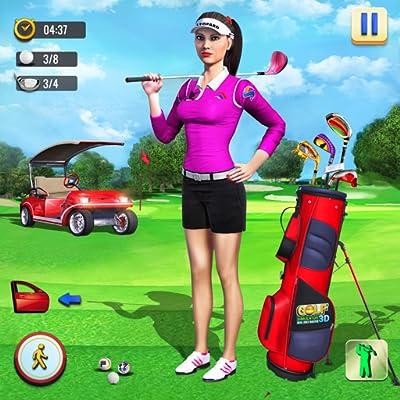 Pro 3D Golf Master Simulator
