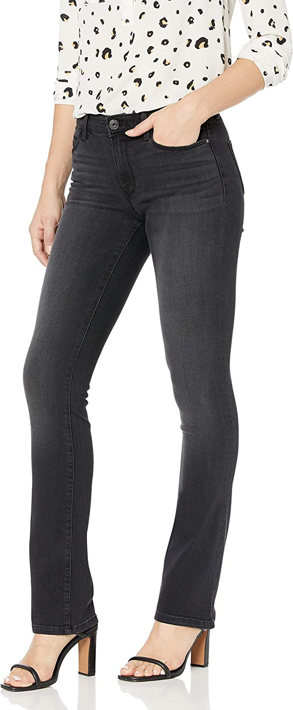 Skinnygirl Women's Bryn Micro Boot Cut Jean