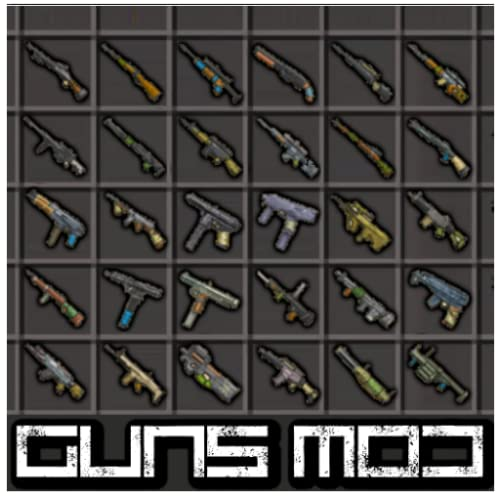 Guns & Weapons Mod