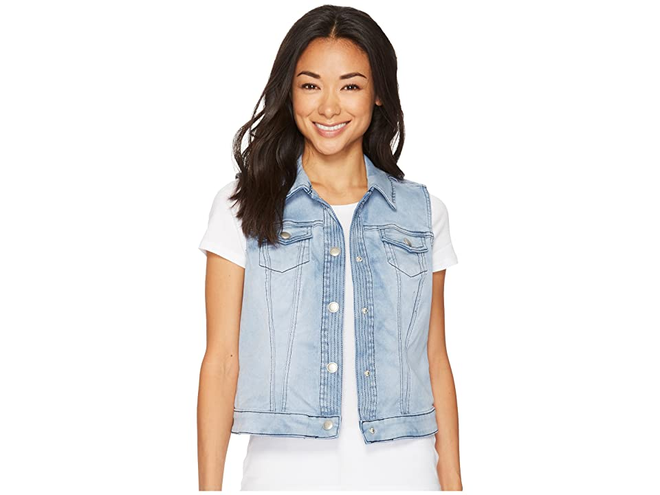 Tribal Jean Vest (Sky) Women