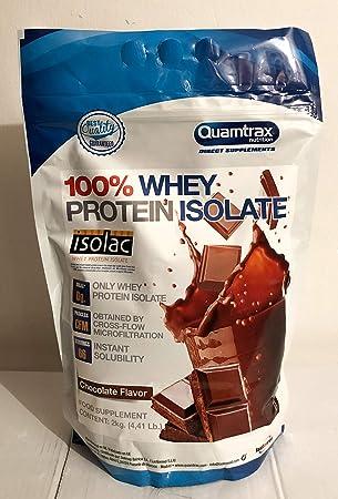 Whey proteina isolate 2 kgrs, puro aislado de lactosuero, la ...